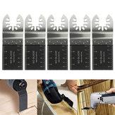 5 szt. Bimetalowe brzeszczoty Multitool do Fein Makita oscylacyjne narzędzia wielofunkcyjne