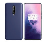 Bakeey Smooth Liquid Silicone Rubber Cover beschermhoes voor Oneplus 7 Pro