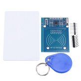 RC522 RFID RF IC Card Sensor Module Writer Reader IC Card Wireless Module Geekcreit for Arduino - produits compatibles avec les cartes officielles Arduino