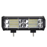9 Inch 144 W 8D LED Zwaailichten Flood Spot Combo Beam DC 10-30 V voor Off Road Truck Trailer