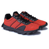 al aire libre Casual Athletic Sports Moda con cordones Transpirable Running Zapatos zapatillas