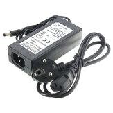 5.5 milímetros x 2.5 milímetros AC 100-240V para dc 24v 2a comutação transformador de adaptador de alimentação