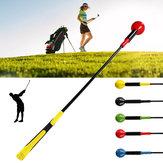 120cm Golf Swing Golf Practice Palo Fibra de vidrio Golf Accessories al aire libre Entrenamiento deportivo herramienta
