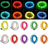 5M 10 kleuren 3V Flexible Neon EL Wire Light Dance Party Decor Light