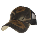 Adult Tactical Camouflage Hat Hunting Camping Hiking Shade Cap Adjustable Sunhat