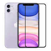 Enkay Full Glue Tempered Glass شاشة Protector + Rear الة تصوير Lens Lens for iPhone 11 6.1 بوصة