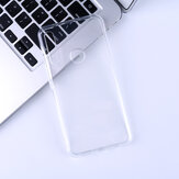 BAKEEY Crystal Clear Transparent Ultra-thin Non-yellow Soft TPU Protective Case for DOOGEE N20