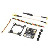 EACHINE TXC23 VTX 5.8Ghz 48CH 25/200/600/800mW FPV Mini Transmitter 28*28mm 36*36mm Mounting Board Pitmode IRC Tramp for Mobula7 Wizard x220s