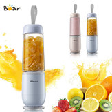 Bear LLJ-D04B1 350ml Portable Electric Fruit Juicer Mini Blender Cup