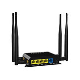 Industrial 4G Router with PCIE Interface Supports 3G/4G to Wifi Triple Network