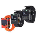 DSTIKE Orange / Noir Deauther Watch / Montre Smart Watch NodeMCU ESP8266 Carte de développement WiFi programmable pour Arduino