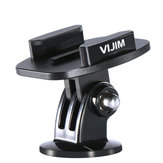 VIJIM GP-2 Quick Release Plate Bracket Mount Adapter Base for Gopro Hero DJI OSMO Action Xiaomi Mijia SJCAM EKEN Sports Camera