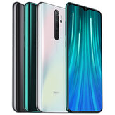Xiaomi Redmi Note 8 Pro Global Version 6,53 Zoll 64 MP Quad-Rückfahrkamera 6 GB 128 GB NFC 4500 mAh Helio G90T Octa Core 4G Smartphone