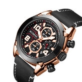 RUIMAS 551 Luminous Display Chronograph Men Watch