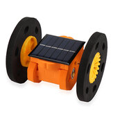 DIY Solar Self-balance RC Robot Car Educational Kit Gift For Children