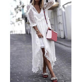 Simmer Casual Maxi Dress