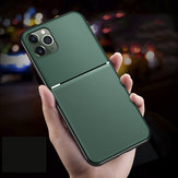 Bakeey Magnetic Non-slip Leather Texture TPU Shockproof  Protective Case for iPhone 11 Pro 5.8 inch