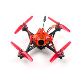 Eachine RedDevil V2 105 mm 2-3S FPV Racing Drone Whoop PNP / BNF Crazybee F4 PRO Caddx EOS2 5.8G 25 ~ 200mW Nano VTX