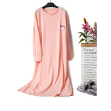 Printed Cotton Nightgown