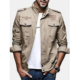 Outdoor Badge Military Pilot-jacket