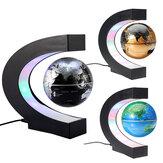 Levitação magnética flutuante Globo Rotativo Globo do mundo Bola Decorações de aniversário para crianças