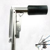ZANLURE自動ロッドホルダー釣りスタンドブラケット釣り竿ポールサポート釣り道具ツール