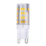 Kingso 5PCS Non-dimmable G9 5W AC220-240V 2835SMD LED Light Bulb for Chandelier Ceiling Lamp Home Decor