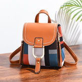 Women Fashion Leisure High Capacity Backpack Shoulder Bag
