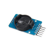 DS3231 AT24C32 IIC Precision RTC Real وقت ساعةحائط Memory Module for Arduino