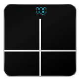 KCASA 5689 Weight Scale Body Fat Scale Electronic USB Charging 180KG Bathrooms Floor LED Digital Display