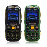 2.6 Inch 16800mah Torch Big Speaker Big Screen Mobile Phones Long Stand-by Rugged Feature Phone