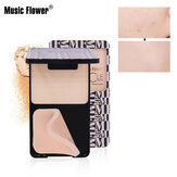 Music Flower Mineral Solid Powder Shimmer Matte Pressed Powd