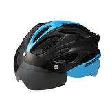 Bicycle Helmet Goggles Road Riding Helmet