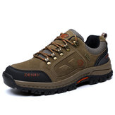 Men's Camping Hiking Shoes Waterproof Damping Sneakers Non-Slip Running Shoes