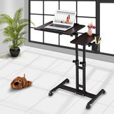 Adjustable Tattoo Tray Rolling Work Station Drawing Equipment Supply Desk Table