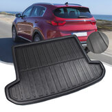Car Kofferbak Cargo Mat Tailored Boot Liner Tray Voor Kia Sportage QL 2016 2017 2018 2019
