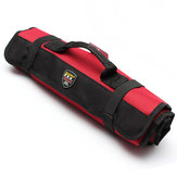Portable Repairing Rolling Tool Utility Bag With Carrying Handle