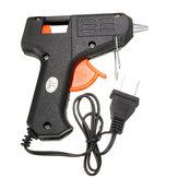 110-220V 20 watts ferramenta elétrica hot melt cola pistola preto