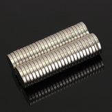 50 шт N50 в 12мм x 2мм сильные круглые магниты редкоземельные неодимовые магниты