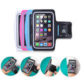 Bike Bicycle Phone Pouch Bag Sports Running Arm Bag Mobile Cell Phone Case Bag