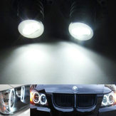 BMW E90 E91 325i 328i 335i 4D 05-09 Angel Eyes LED Marker White 6W