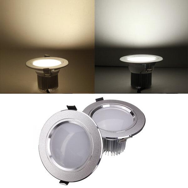 7W LED Aydınlatmalı Tavan Aralığı Lamba 85-265V + Şöför