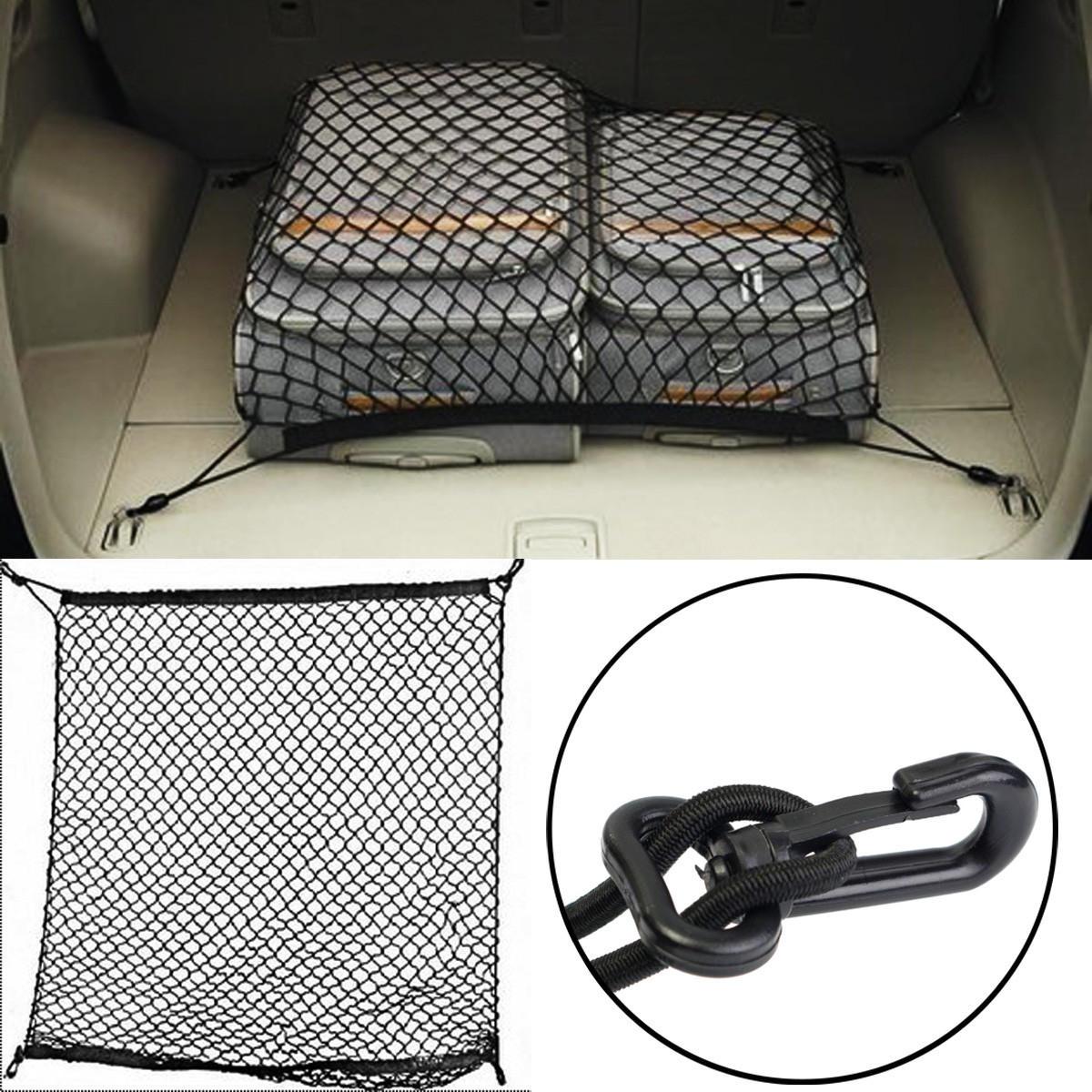 Carro Universal Cargo arrumado Bota Net Bag Tronco Organizador de Armazenamento Bolsa SUV