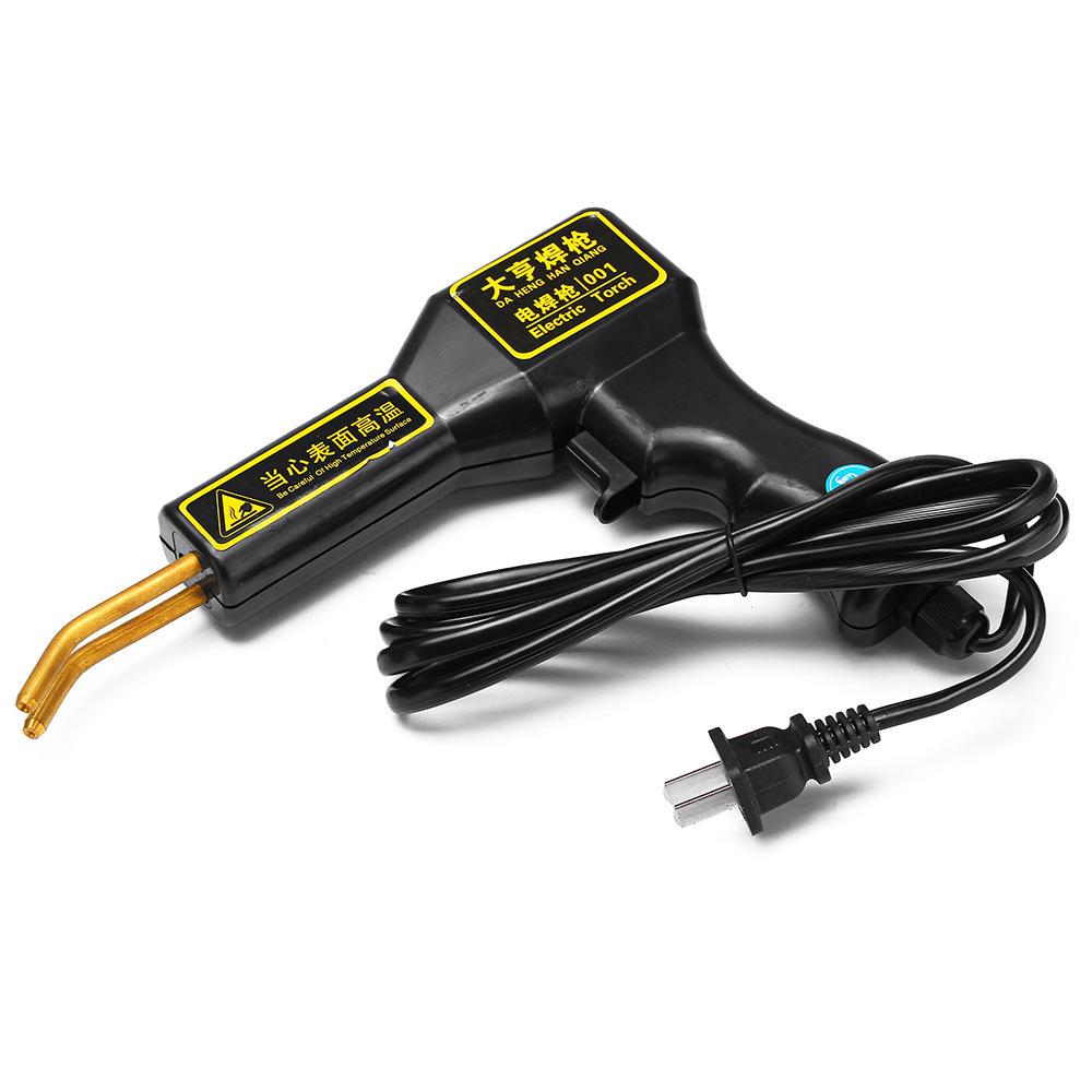 iMars 220V 30W Two-pin Plug Car Bumper Plastic Car Repair Tool Plastic Welder