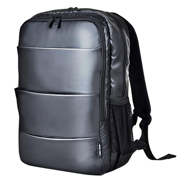 Men Nylon Business Casual Waterproof Laptop Backpack for 14.1/15.6 Inch Laptops