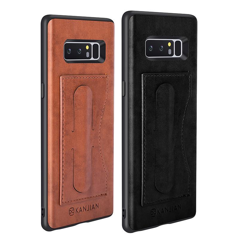 Custodia in Pelle Kickstand in PU Custodia magnetica per 479.322 Galaxy Note 8