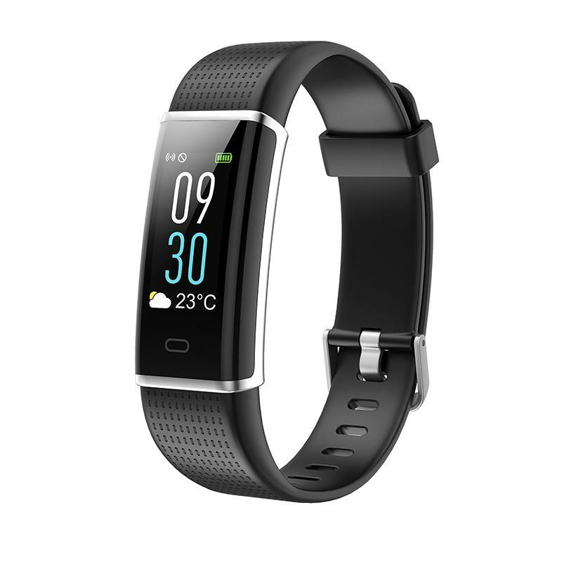 ID130 Plus 0.96 İnç OLED Renkli Ekran Dinamik Kalp Oranı Monitör Multi-Sports Modları Akıllı Bileklik