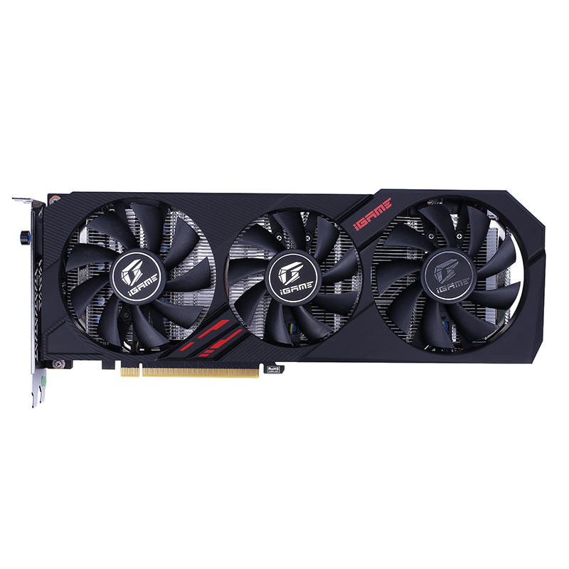 Colorful® iGame GTX 1660 Ti Ultra 6 GB GDDR6 192 bits 1770-1845 MHz 12 Gbps gaming video grafische kaart