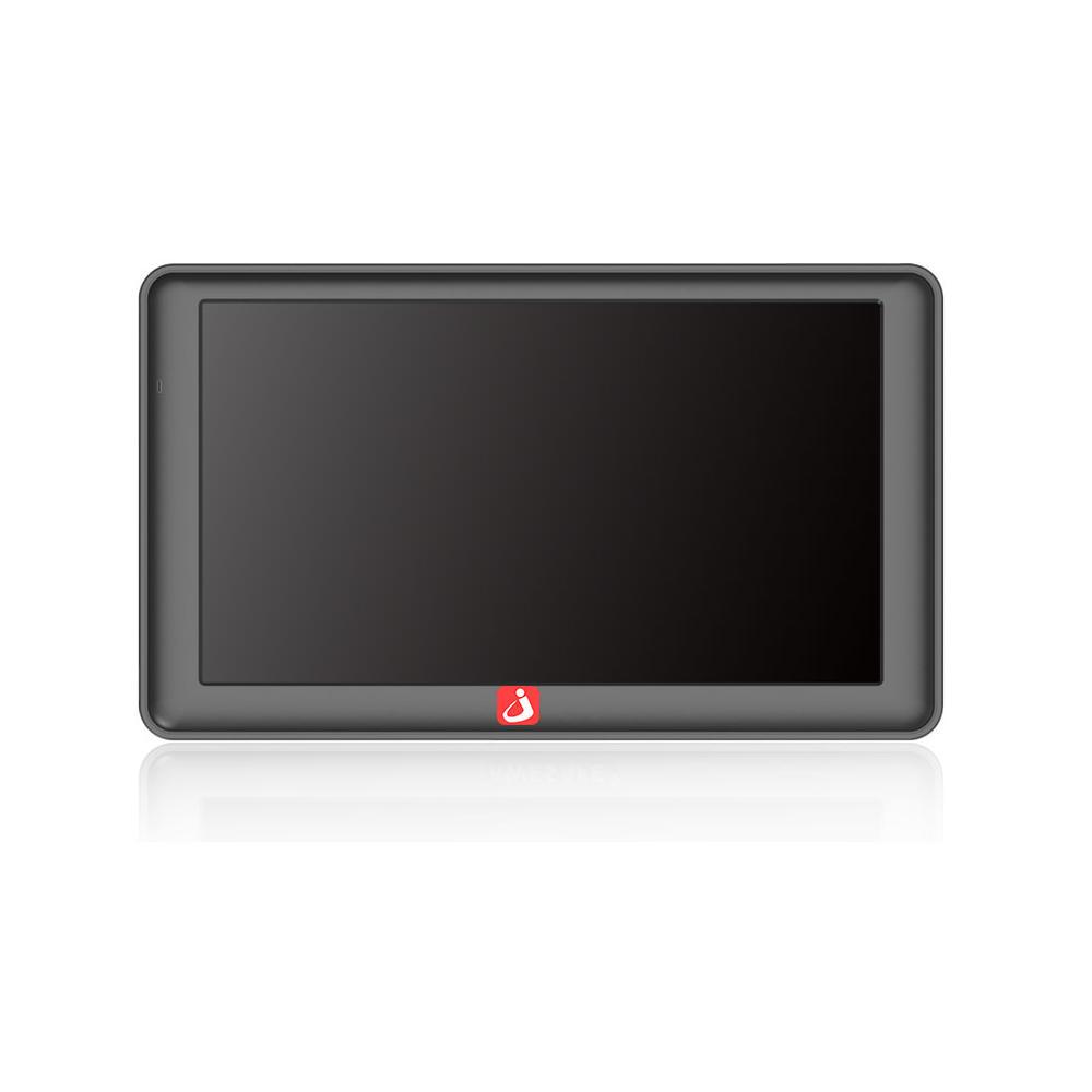 Junsun D600S 7 Inch TFT LCD HD Auto GPS Navigatie Bluetooth Hand-free FM Transmit