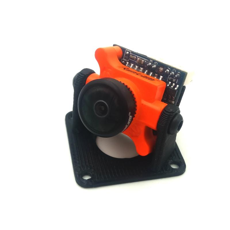 Runcam Micro Swift/Swift 2 45 Degree Yaw Tilt Seat 20mm*20mm Camera Mount Fixed Holder For RC Drone